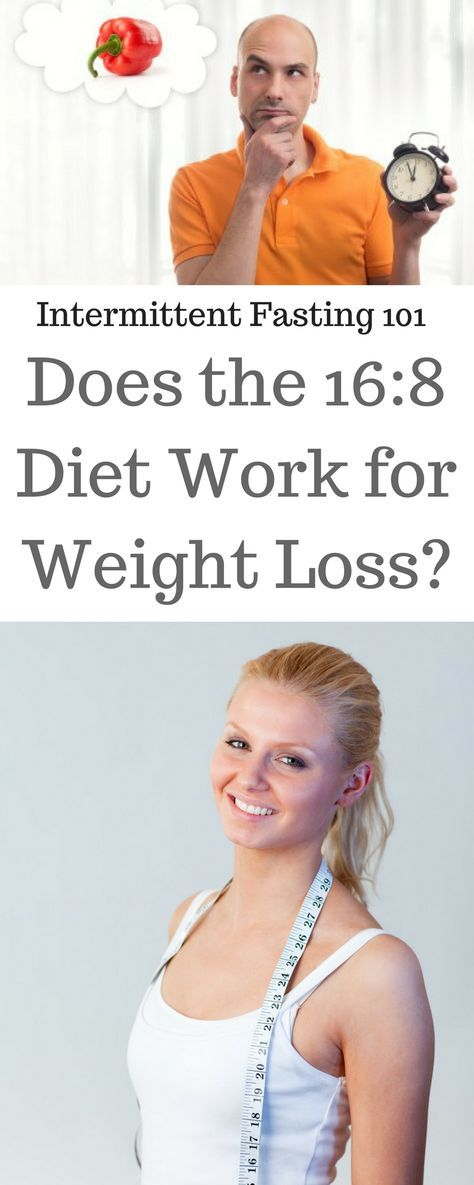 Weight loss: what is the 16:8 diet and does it work?
