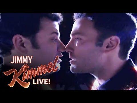 F Ing Ben Affleck Ben Affleck Comedians Jimmy Kimmel
