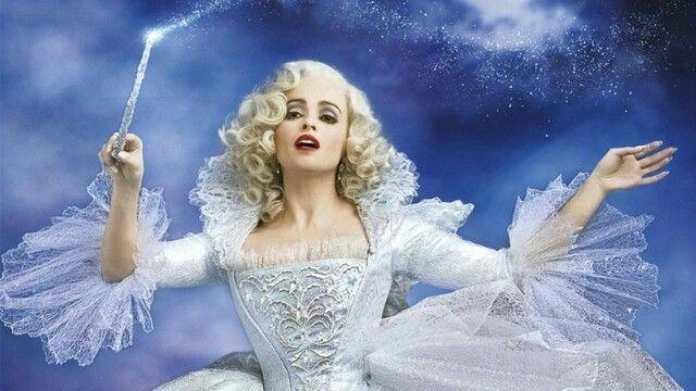 Fairy Godmother Dress Hair And Makeup Cinderella Fairy