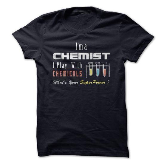 Chemist Superpower [LIMITED EDITION] - #best hoodies #champion sweatshirt. ORDER NOW => https://www.sunfrog.com/Geek-Tech/Chemist-Superpower-[LIMITED-EDITION].html?60505