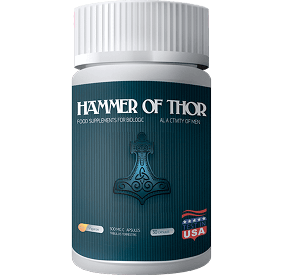 hammer of thor available in pakistan hammer of thor capsules