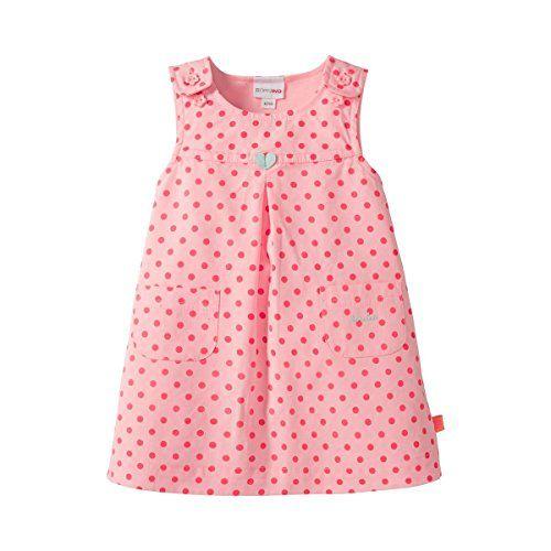 Kleid rosa dots