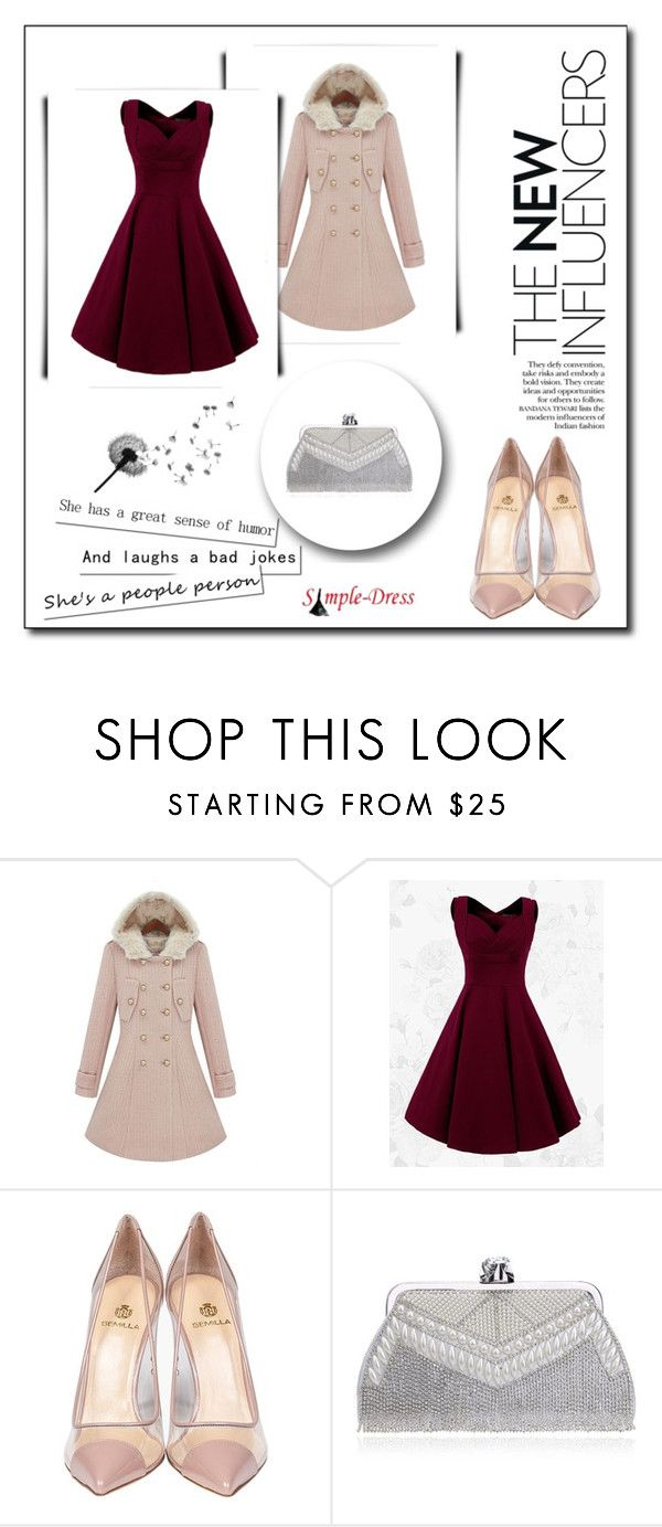 """#80"" by fashion-pol ❤ liked on Polyvore featuring Semilla"