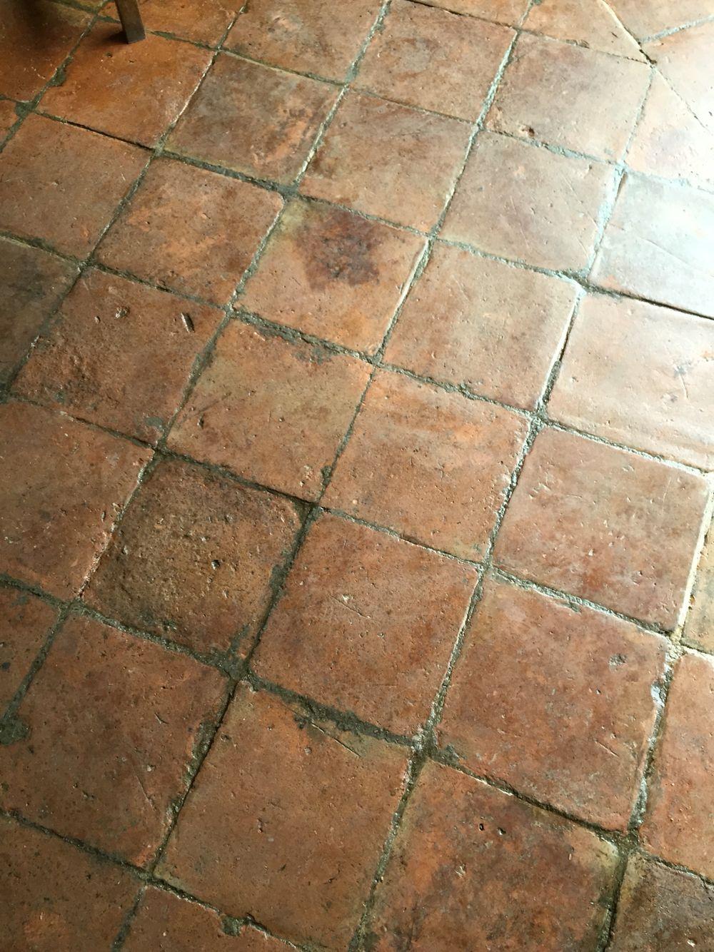 Suelo de barro casa de campo pinterest barro suelos - Suelos de barro ...