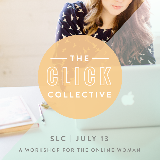 Announcing The Click Collective - October Ink
