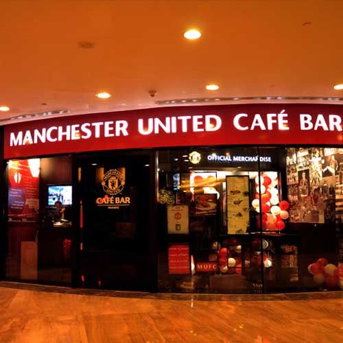 A Few Misses And Then A Goal Our Review Of The New Menu At Manchester United Cafe Bar