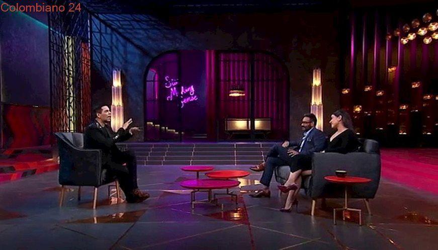 Koffee With Karan 2nd December 2018 Full Episode