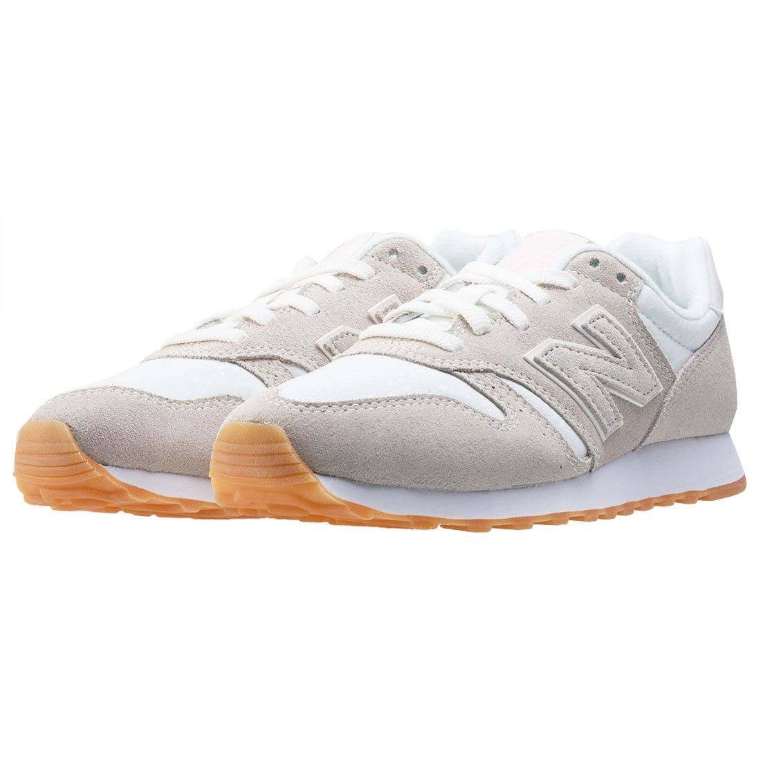 new balance 373 cream