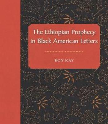 The Ethiopian Prophecy In Black American Letters PDF Religion - letters in pdf