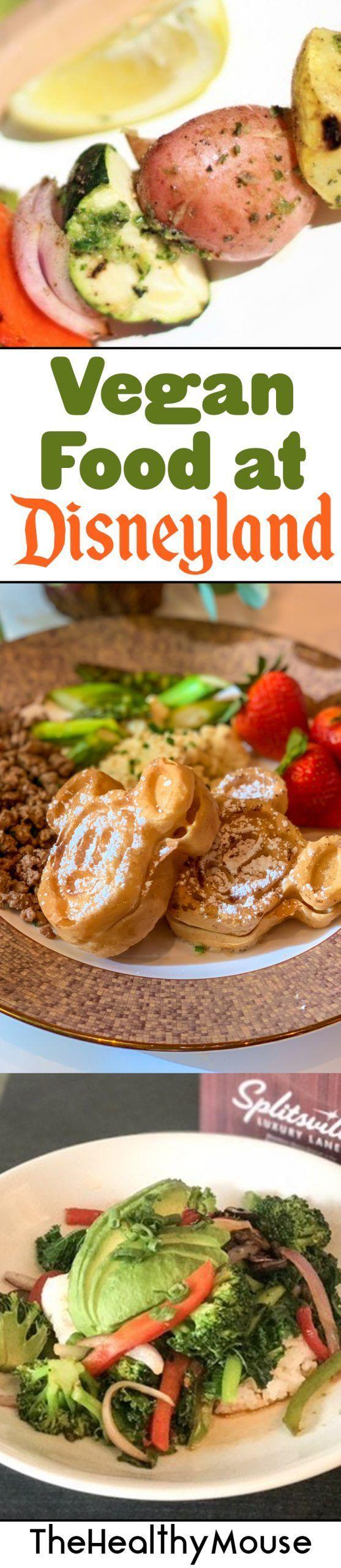 45 Vegan Food Dishes At Disneyland Resort The Healthy Mouse In 2020 Food Vegan Recipes Vegetarian Gumbo