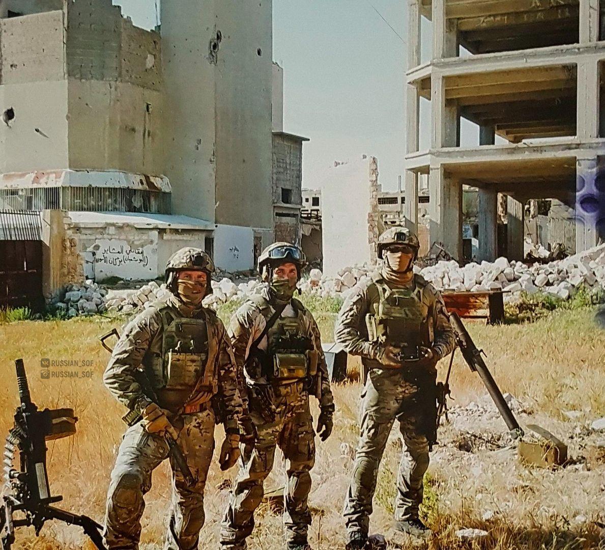 Spetsnaz/RUSSIAN SOF/FSB/Group K
