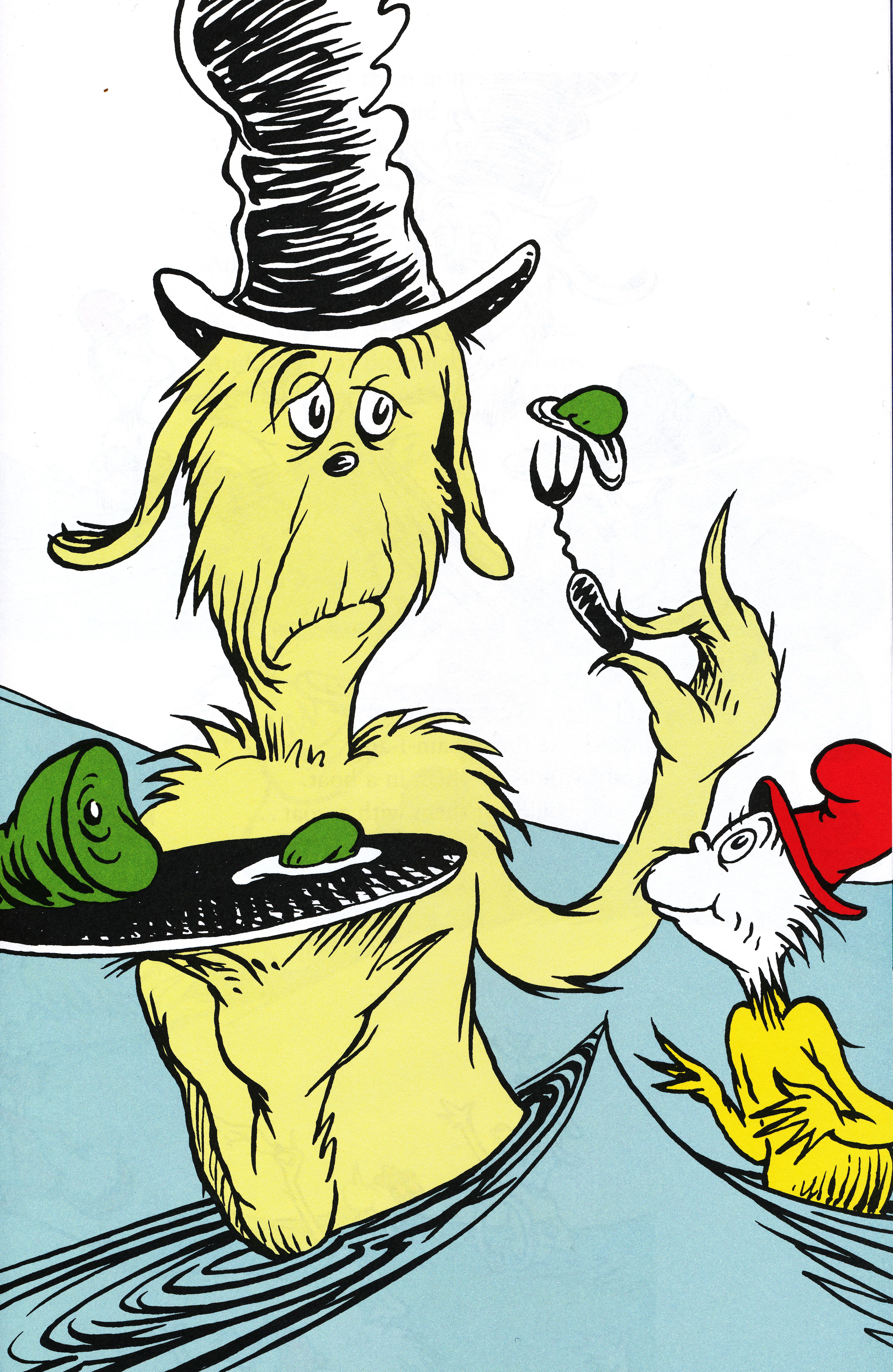 green eggs and ham # 61