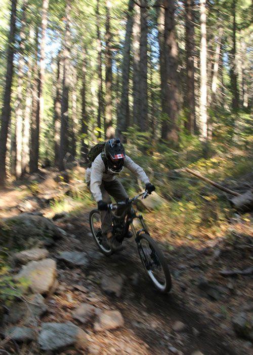 Downieville Mountain Bike