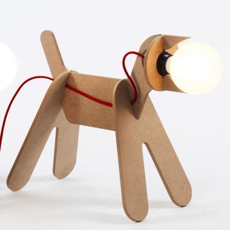 Lampada cane legno naturale il brand francese eno studio crea lampade e oggetti di grande - Cappelli per lampade da tavolo ...