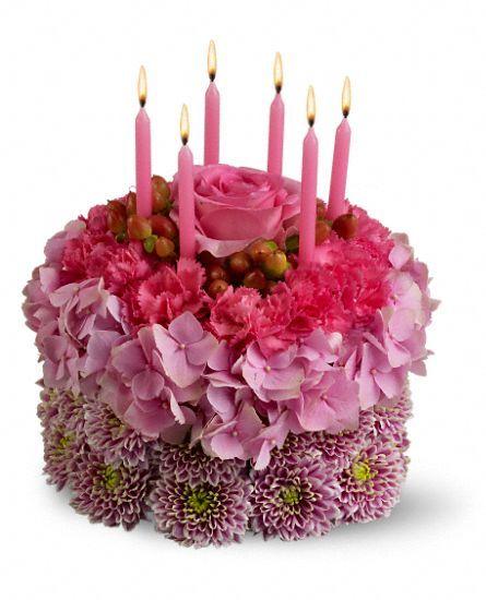 cake stand FANCY CAKES Pinterest Flower arrangements Flower