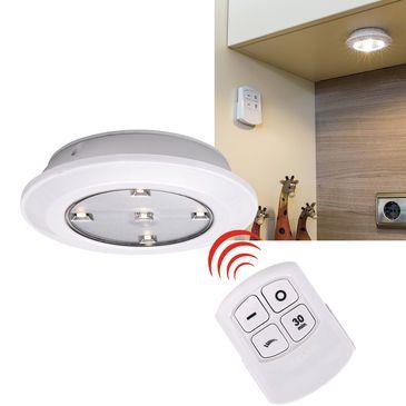 LED-Unterbauleuchte inkl Fernbedienung in u0027Lampen \ Leuchten - unterbauleuchten k che led