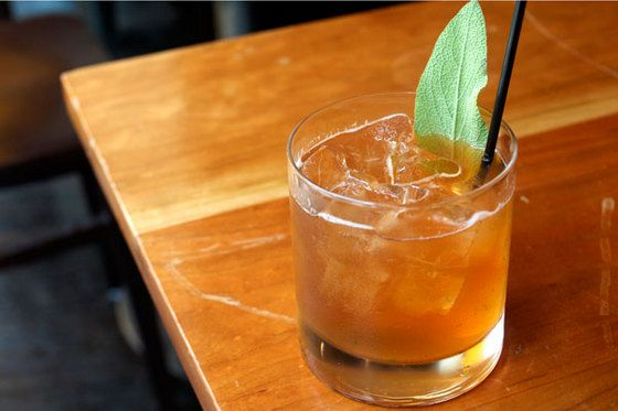 5 Herb-infused cocktails from Craftbar #drinks #mixology #alcohol #booze #recipes