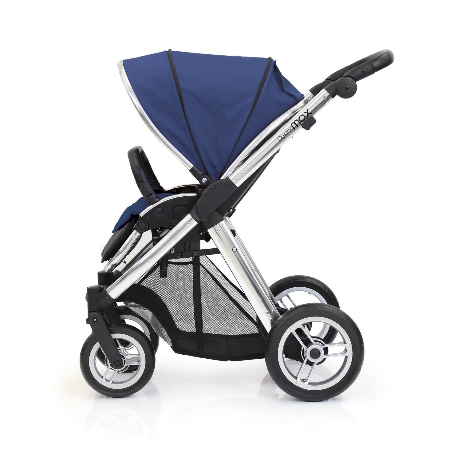 £429.00 The Babystyle Oyster MAX is a single stroller that