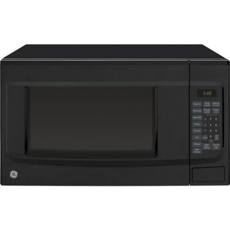 Ge 1 4 Cu Ft Jes1460dsbb Countertop Microwave Oven Black This
