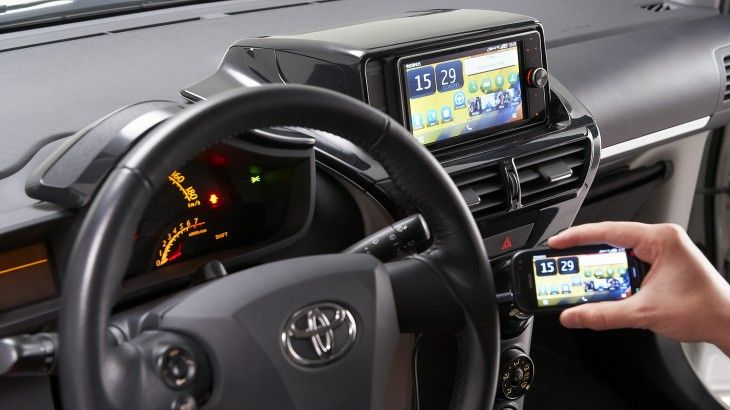 Microsoft And Toyota Join Hands To Develop Connected