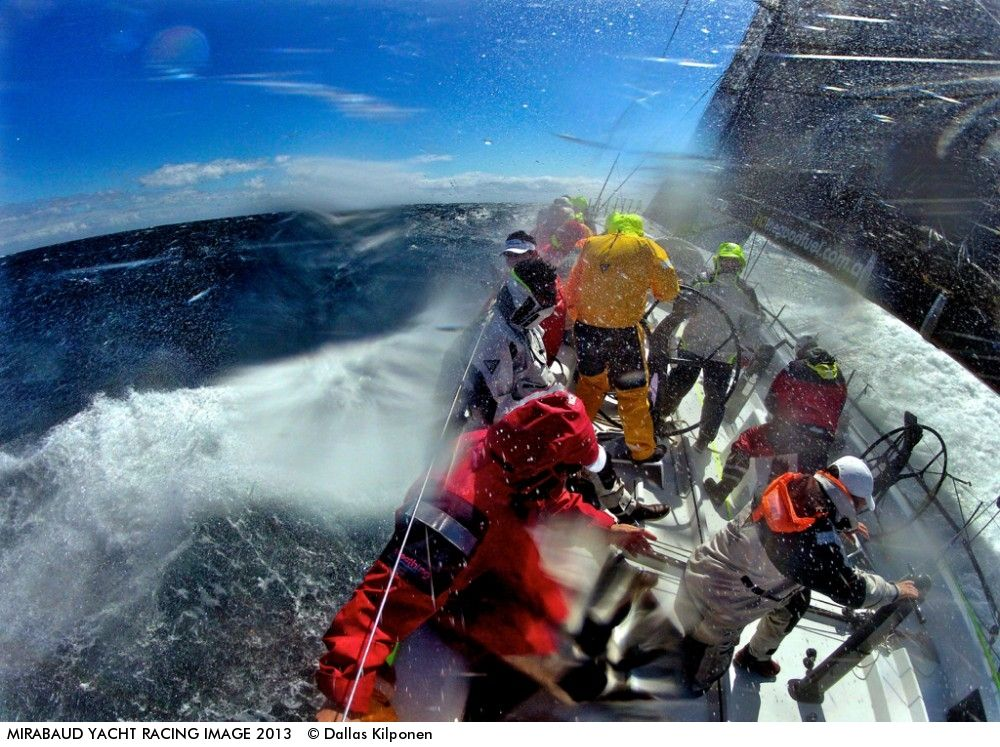 The Rolex Sydney Hobart Yacht Race