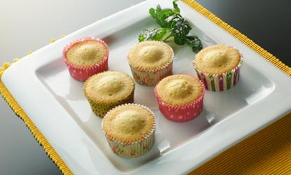 Magdalenas Sin Huevo Con Harina Yolanda Receta Magdalenas Reposteria Mini Cupcakes