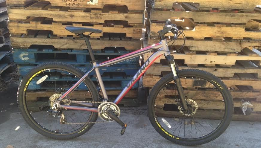 636ebec78 The Vilano Deuce! A 27.5 650b MTB for a great price.  mountainbike  mtb