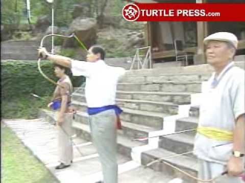 Korean Archery (traditional) Grip and Stance