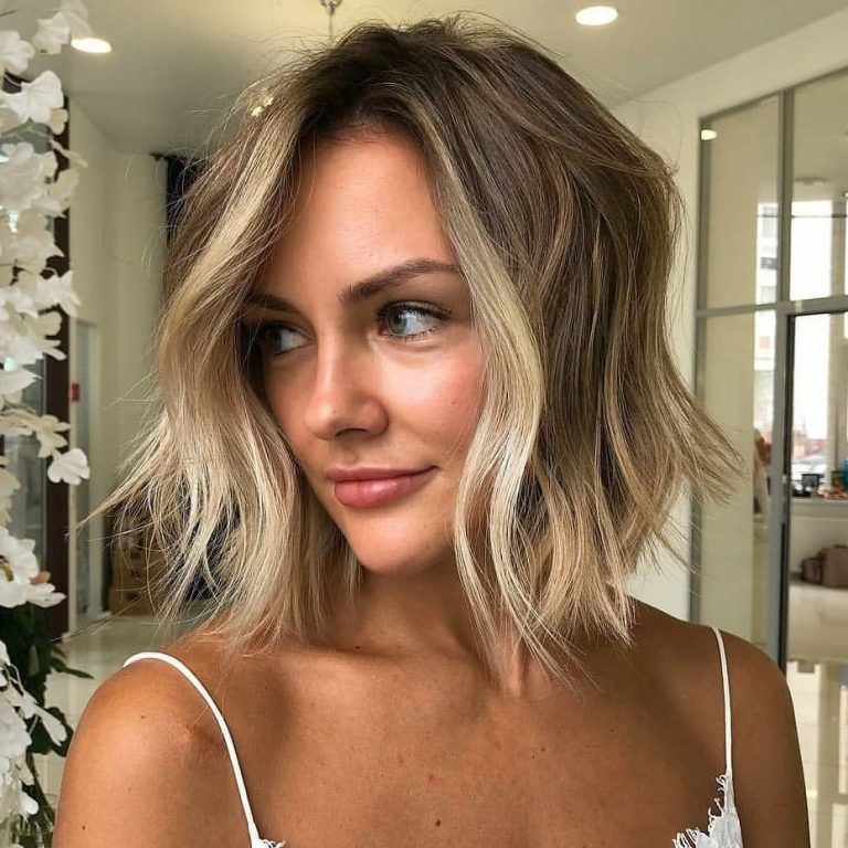 Ten Trendy Short Bob Haircuts for Female, Best Sho