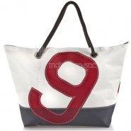 727 sailbags sac de voyage carla toile de voile recyclee en vente sur http://www.matemonsac.com