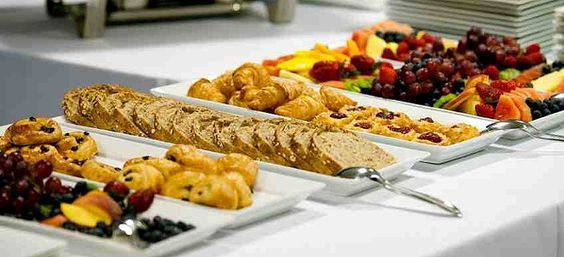 Image Result For In Office Breakfast Meeting Ideas Food