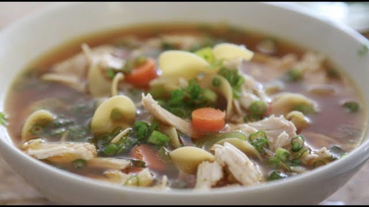 byron talbott chicken noodle soup  chicken noodle soup