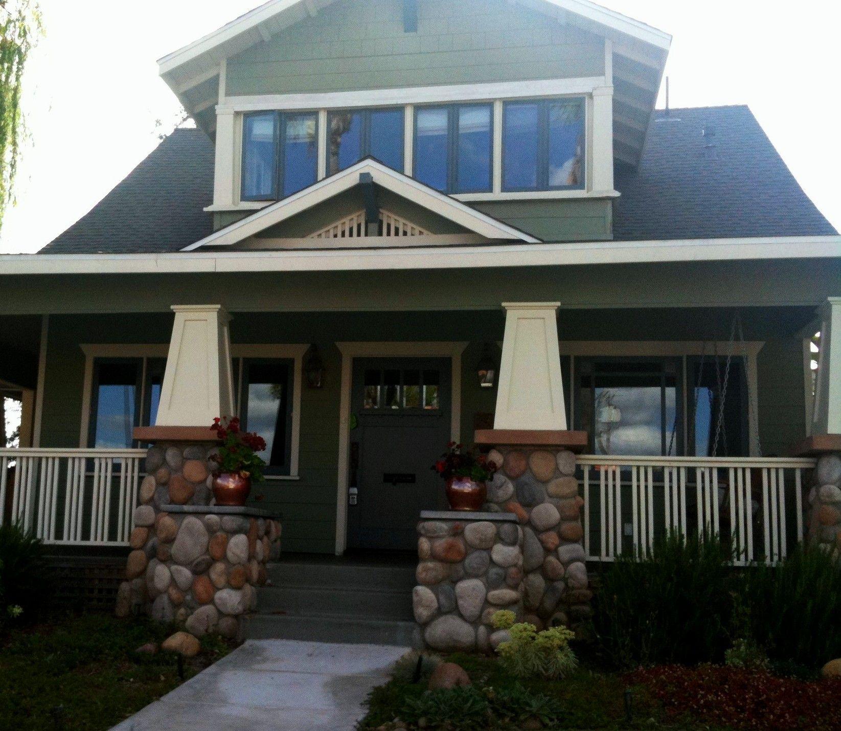 Craftsman Porch, Craftsman Exterior