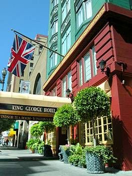 King George Hotel San Francisco Reviews Of King George San I