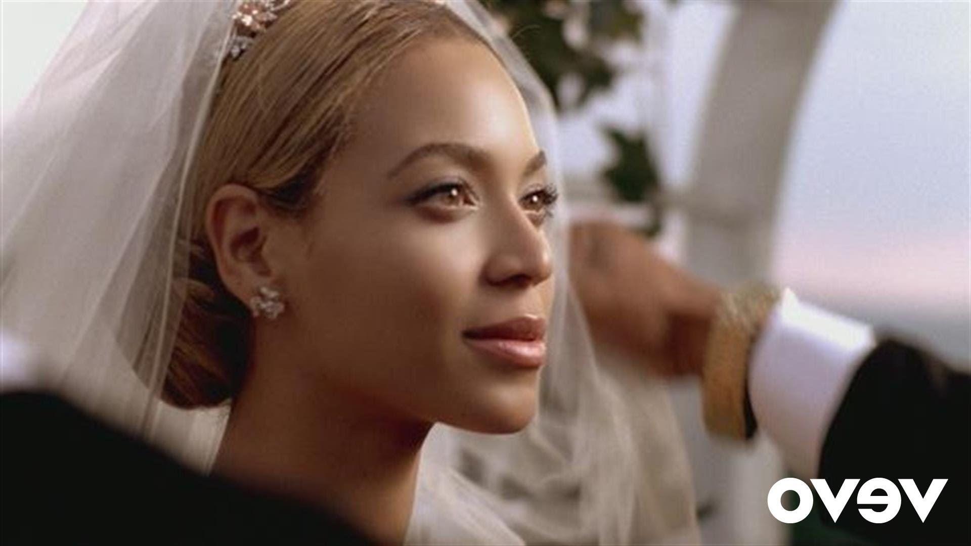 Beyonce Wedding Dress Music Video