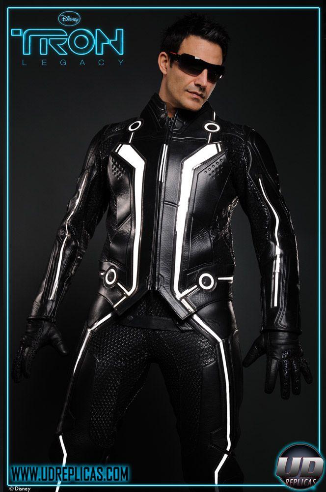 Tron Legacy Sam Flynn Movie Replica Motorcycle Suit  sc 1 st  Pinterest & Tron Legacy: Sam Flynn Movie Replica Motorcycle Suit | Tron | Pinterest