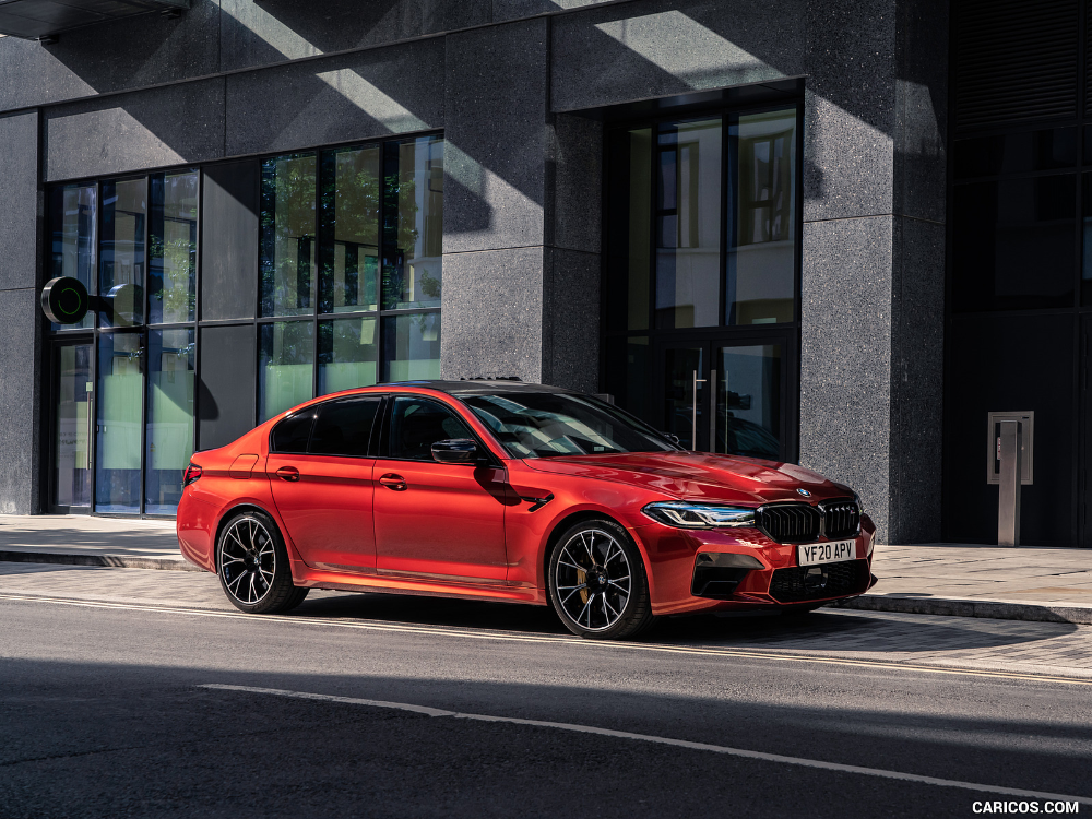 2021 Bmw M5 Competition Uk Spec Wallpaper Bmw Bmw M5 Competitions Uk