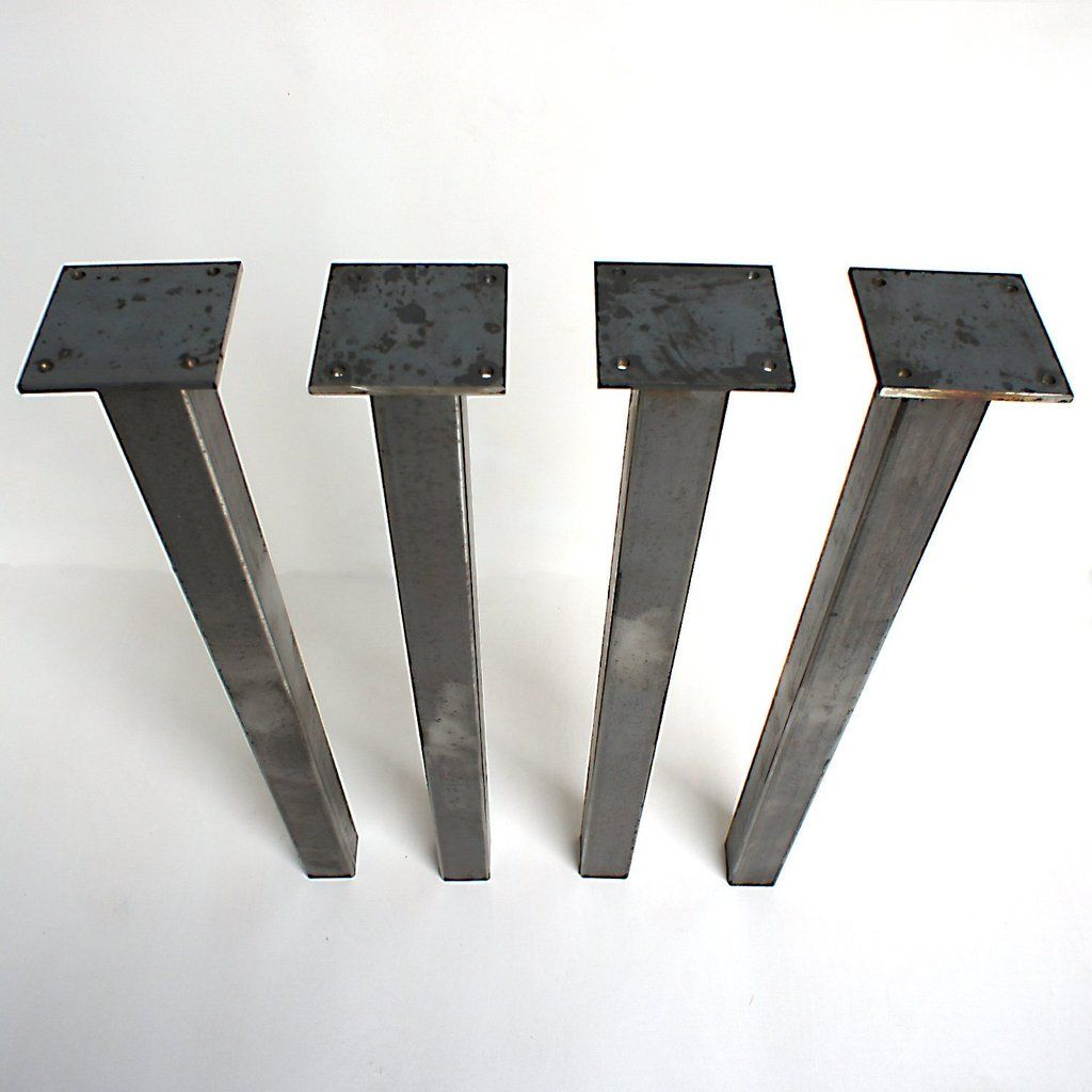 Steel Table Legs 2x2 Diy Table Legs Steel Table Legs Diy Table Legs Steel Table