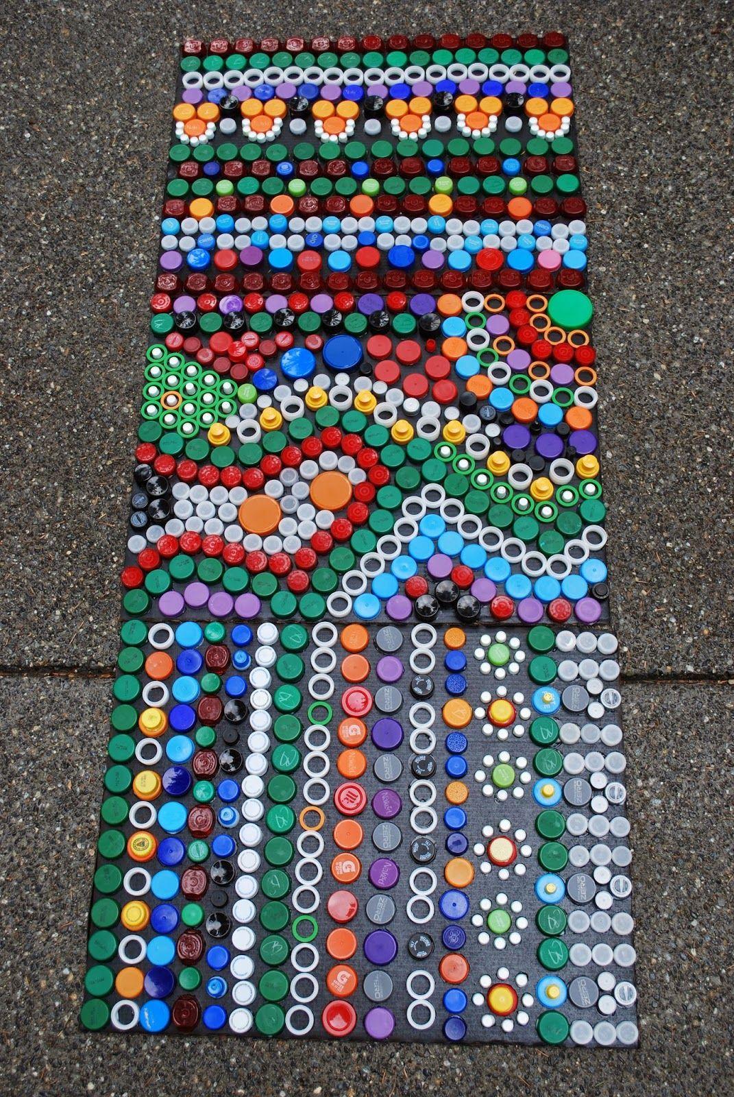 50++ Plastic water bottle cap crafts information
