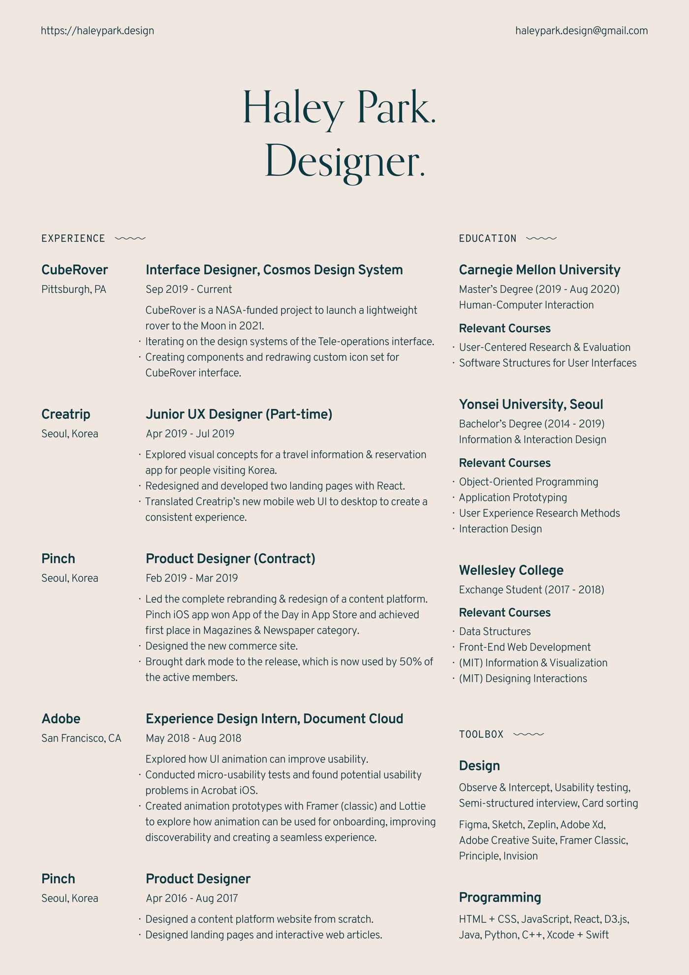 7 Great Student Resumes 2020 In 2020 Beautiful Resume Student Resume Resume