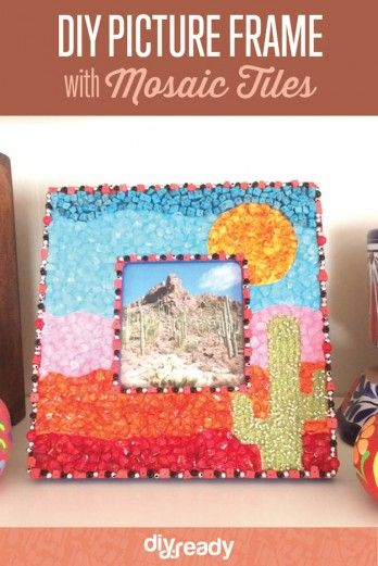 Picture Frame Craft Ideas Diy Home Crafts Diy Picture Frames