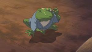 Aogaeru Spirited Away Japanese Animation Animation Film