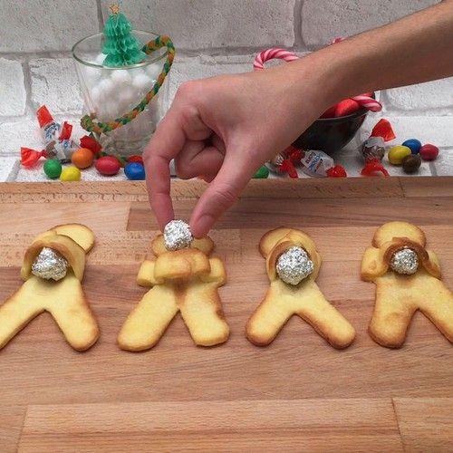 Les biscuits de Noël