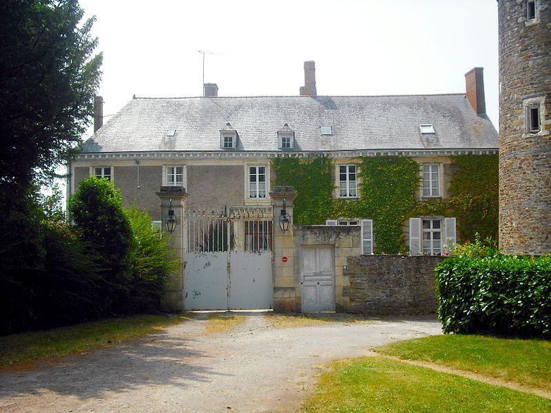 193- Château de Châteaubriant - maison du duc d\u0027Aumale - faire sa maison en 3d