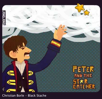 Rachel Corsini's Entry - @Peter and the Starcatcher #StarstuffSweeps