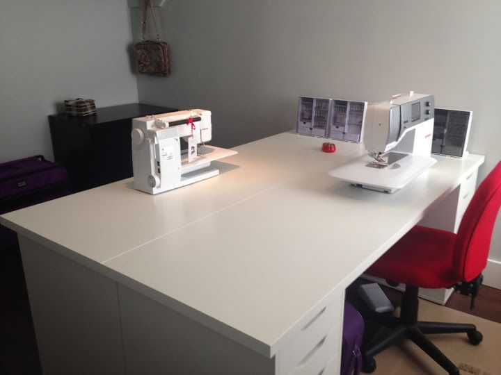 Sewing Spaces Ikea Table Ikea Table Sewing Spaces Ikea