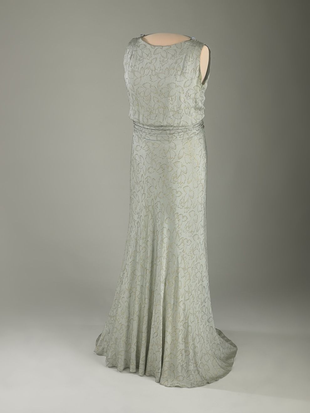 The inaugural gown of eleanor roosevelt national museum of