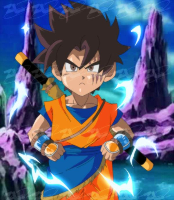 Connu Chibi Shiro Dbz STYLE by Zanpakuto-Leader | Dragon Ball Z  SU64