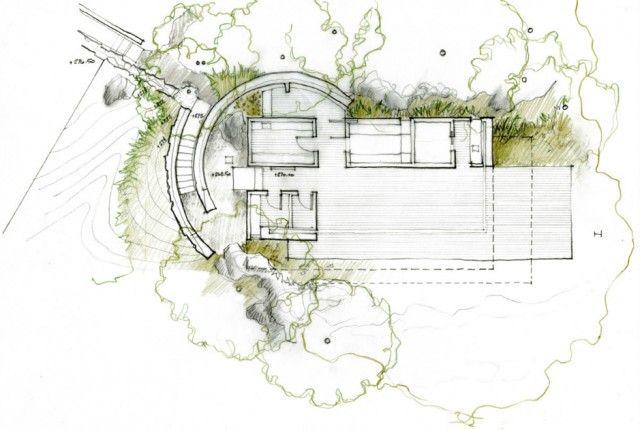 Sonoma Spa Retreat California Aidlin Darling Design
