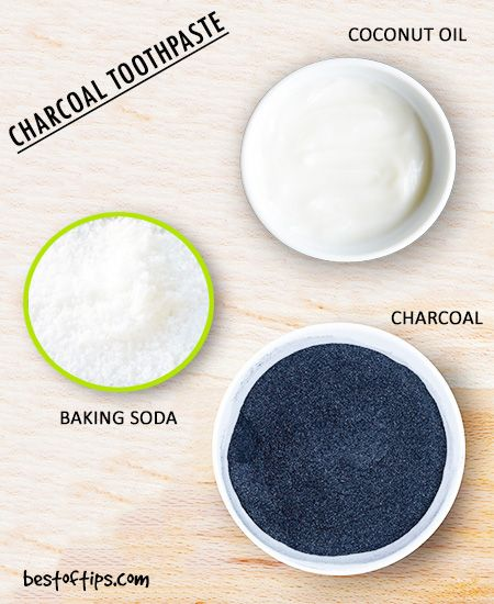 Magical Benefits Of Charcoal For Skin: HOMEMADE NATURAL CHARCOAL TOOTHPASTE FOR WHITER TEETH